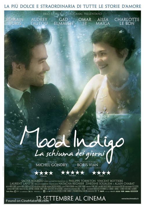L'écume des jours - Italian Movie Poster