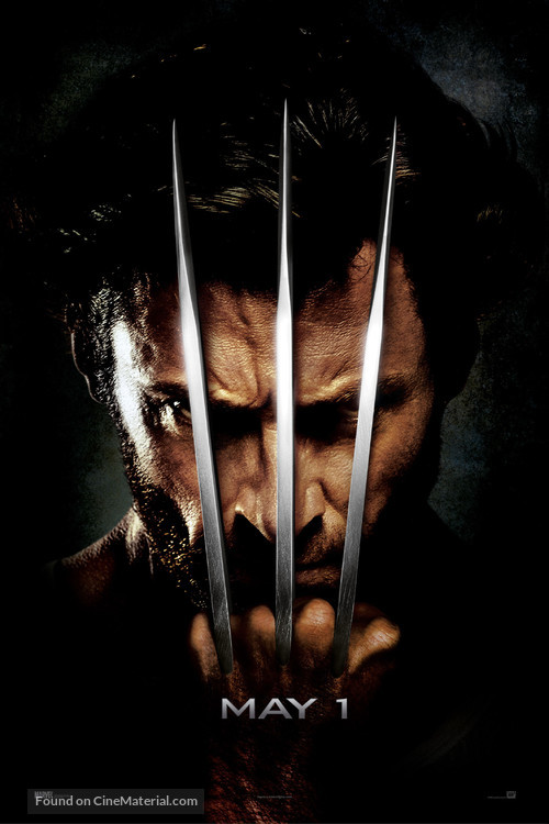 X-Men Origins: Wolverine - Movie Poster