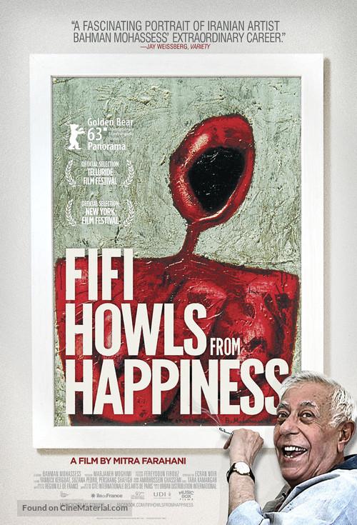 Fifi az khoshhali zooze mikeshad - Movie Poster