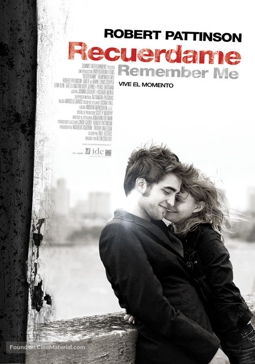 Remember Me - Chilean Movie Poster