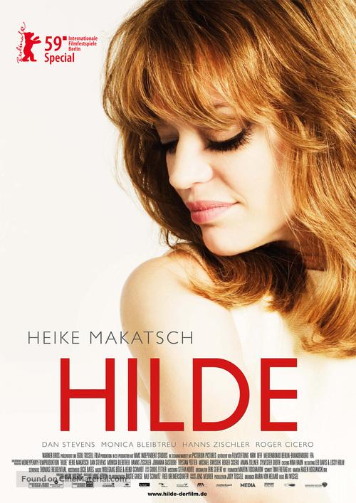 Hilde - German Movie Poster