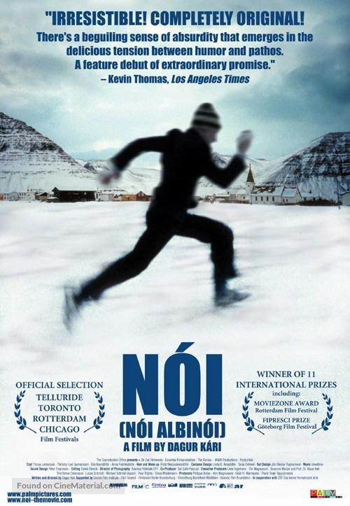 Nói albínói - Movie Poster