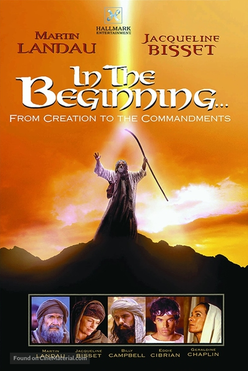 In the Beginning - poster