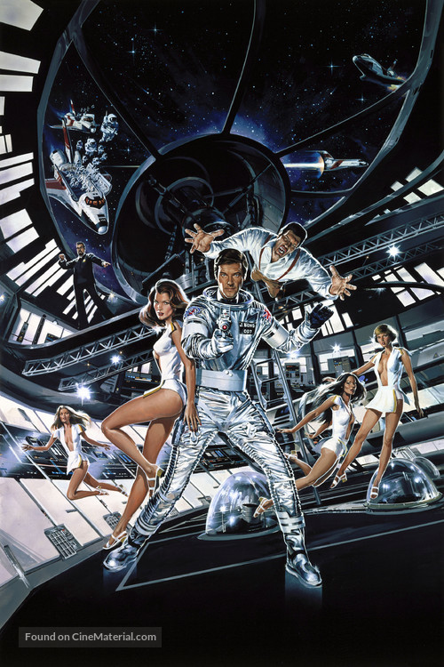 Moonraker - Key art