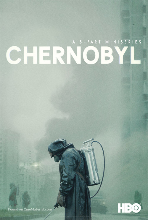 """""""Chernobyl"""" - Video on demand movie cover"""