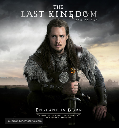 """The Last Kingdom"" - British Movie Poster"