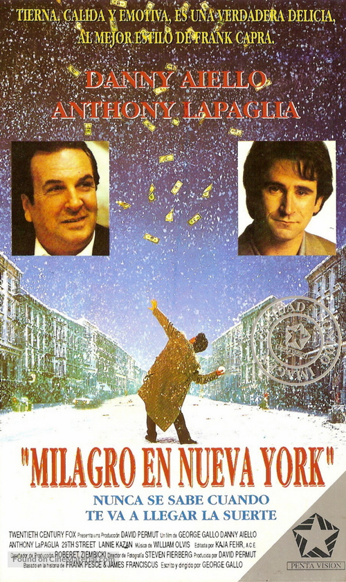 29th Street - Argentinian Movie Cover