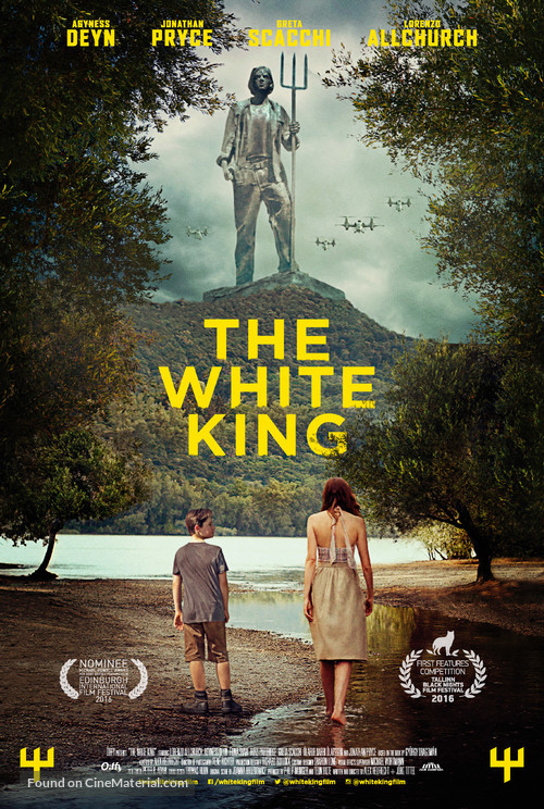 The White King - British Movie Poster