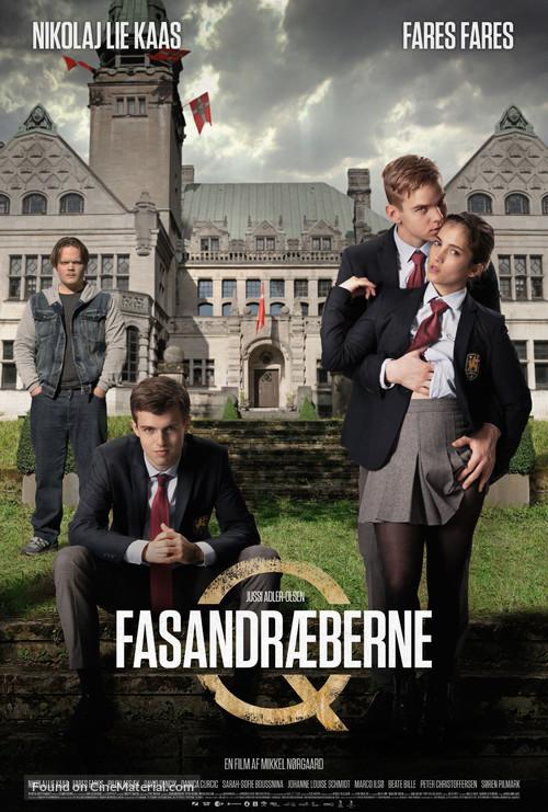 Fasandræberne - Danish Movie Poster