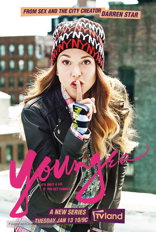 """""""Younger"""" - Movie Poster"""