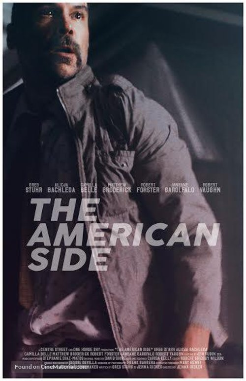 The American Side - Movie Poster
