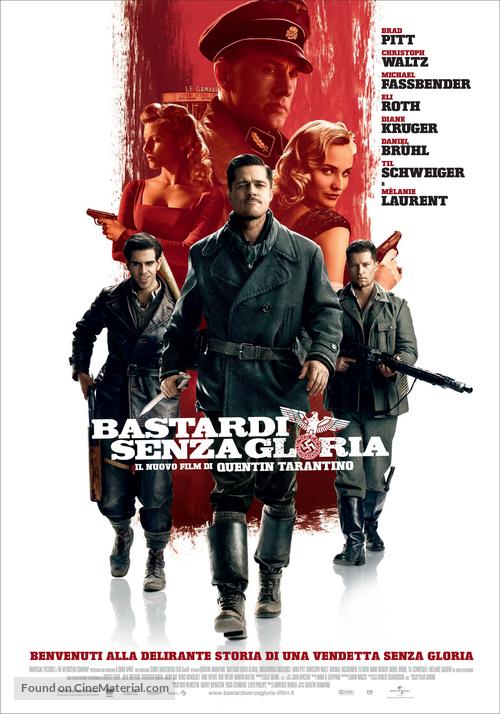 Inglourious Basterds - Italian Movie Poster