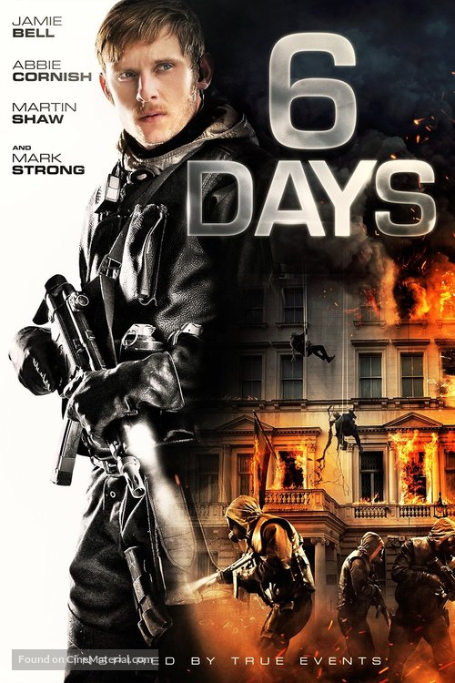 6 Days - Movie Cover