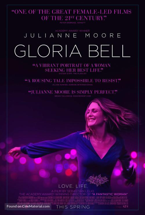 Gloria Bell - Movie Poster