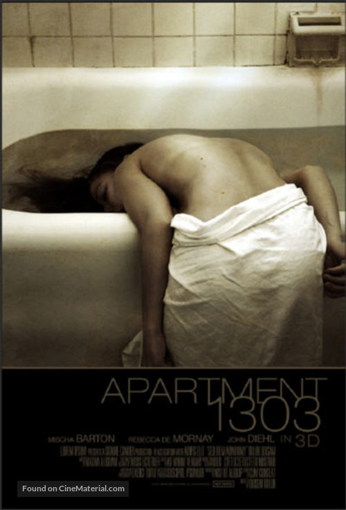 Apartment 1303 3D - Movie Poster