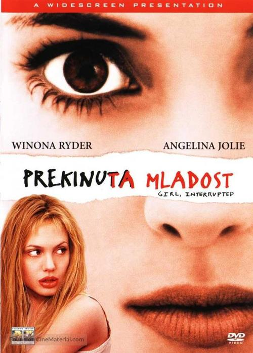 Girl, Interrupted - Croatian Movie Cover