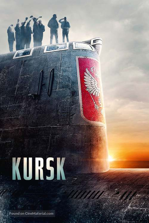 Kursk - French Video on demand movie cover
