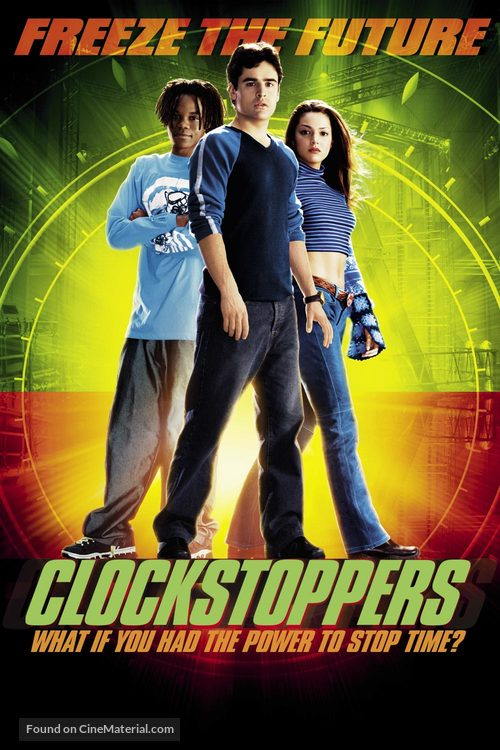 Clockstoppers - Movie Poster