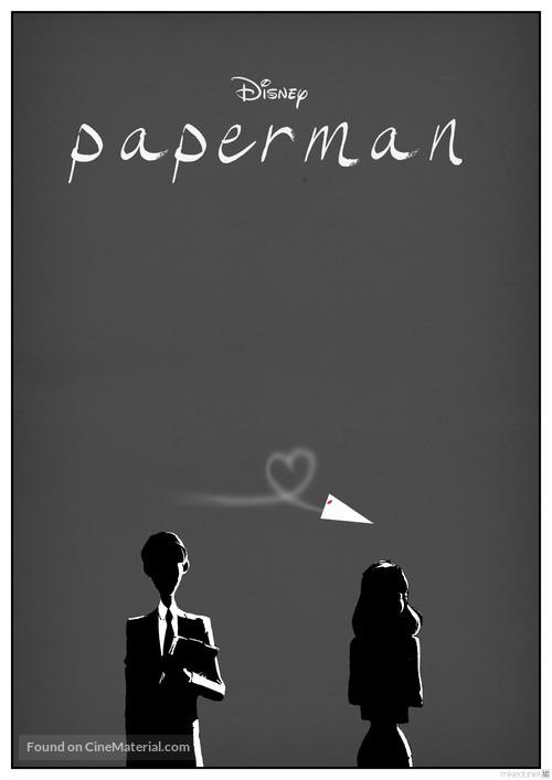 Paperman - Movie Poster