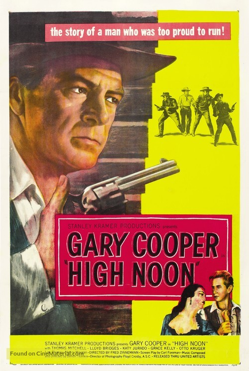 High Noon - Movie Poster