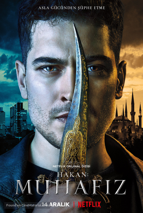 """The Protector"" - Turkish Movie Poster"