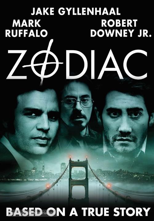 Zodiac - Movie Cover