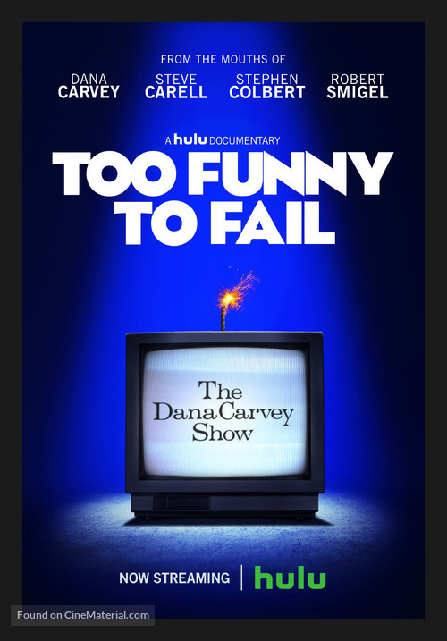 Too Funny to Fail: The Life & Death of The Dana Carvey Show - Movie Poster