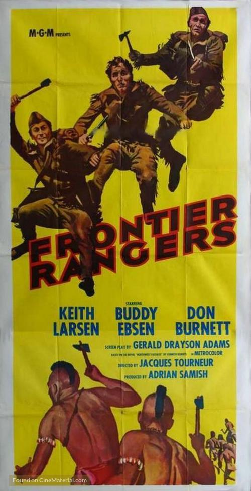 Frontier Rangers - Movie Poster