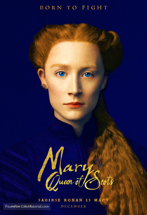 Mary Queen of Scots - British Movie Poster