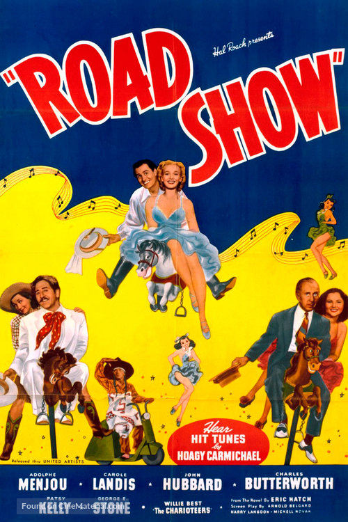 Road Show - Movie Poster