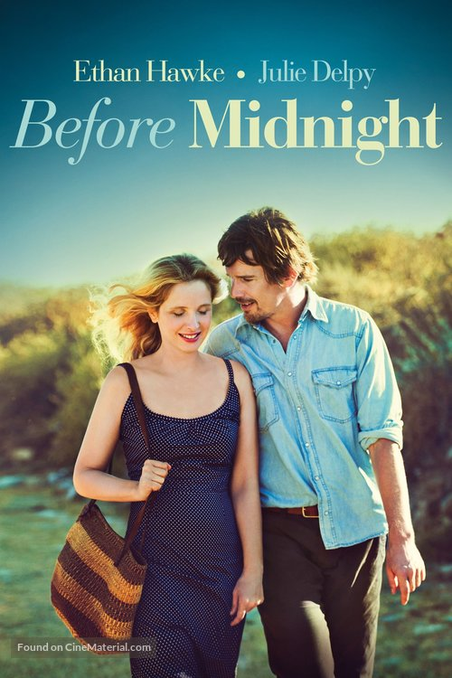 Before Midnight - Movie Cover