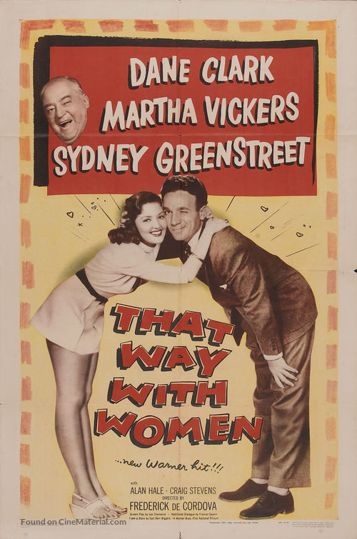 That Way with Women - Movie Poster