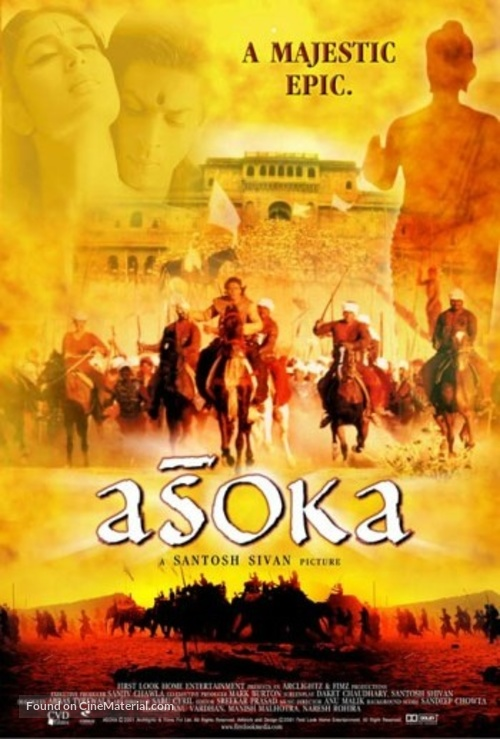 Image result for asoka poster