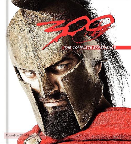 300 - Blu-Ray movie cover