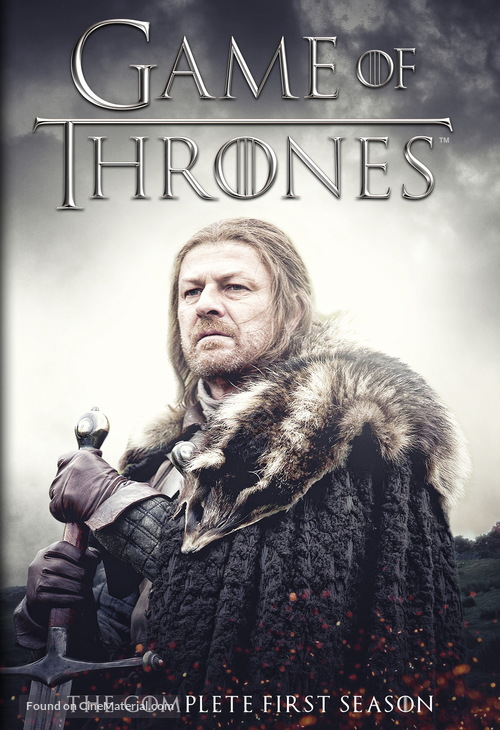 """""""Game of Thrones"""" - DVD movie cover"""