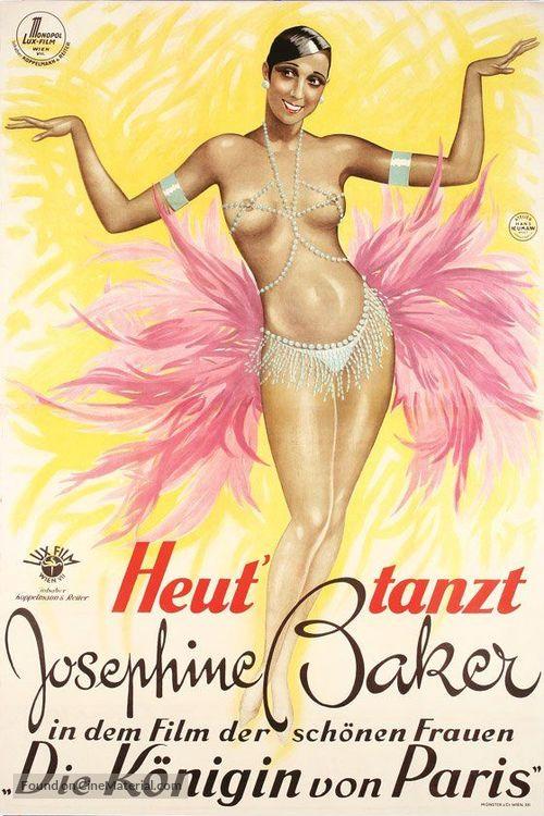 La revue des revues - Austrian Movie Poster