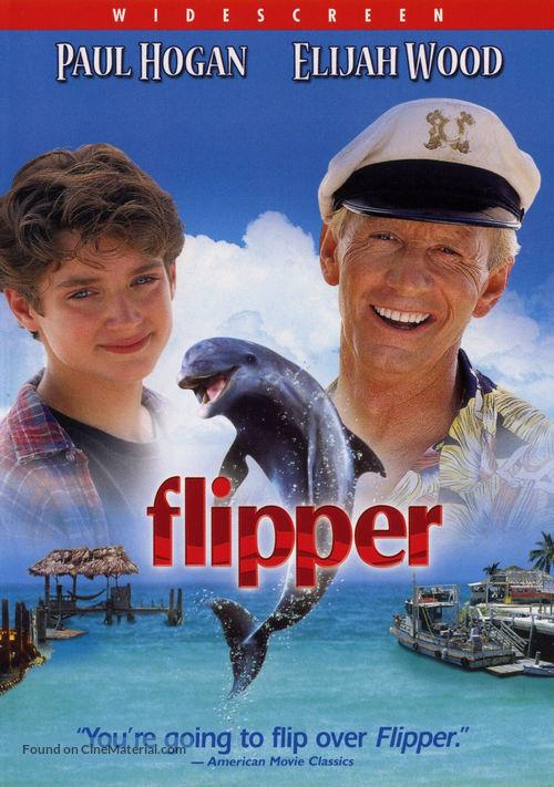 Flipper - DVD movie cover