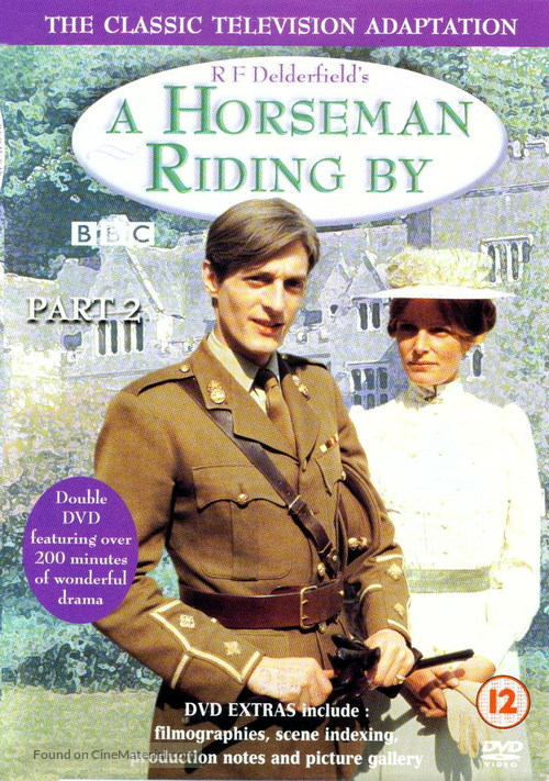 """A Horseman Riding By"" - British DVD movie cover"