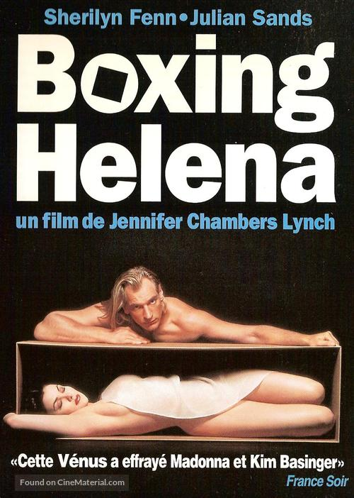 Boxing Helena - French DVD movie cover