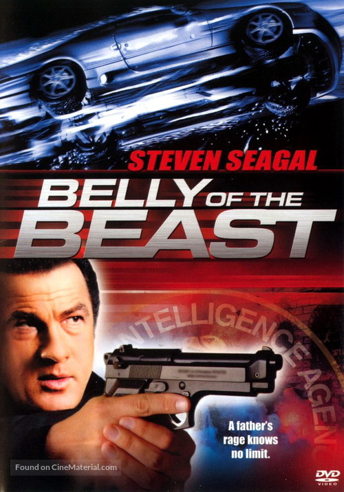 Belly Of The Beast - Movie Cover