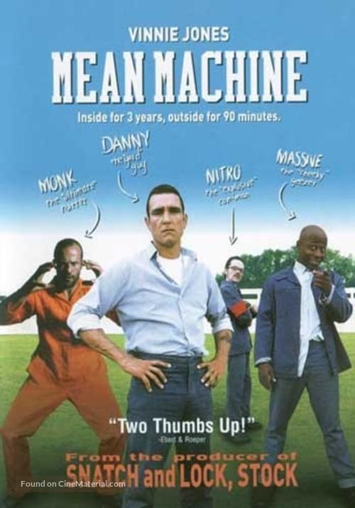 Mean Machine - DVD cover