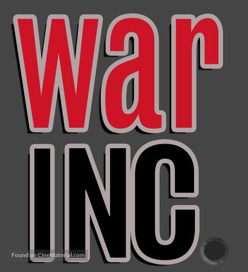 War, Inc. - German Logo