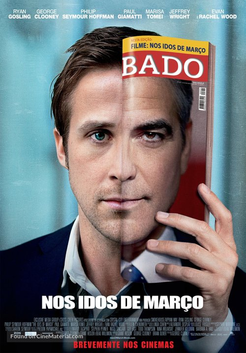 The Ides of March - Portuguese Movie Poster