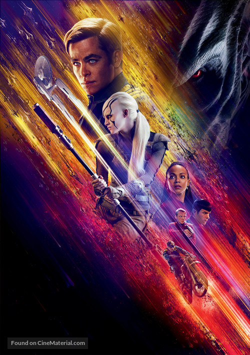 Star Trek Beyond - Key art