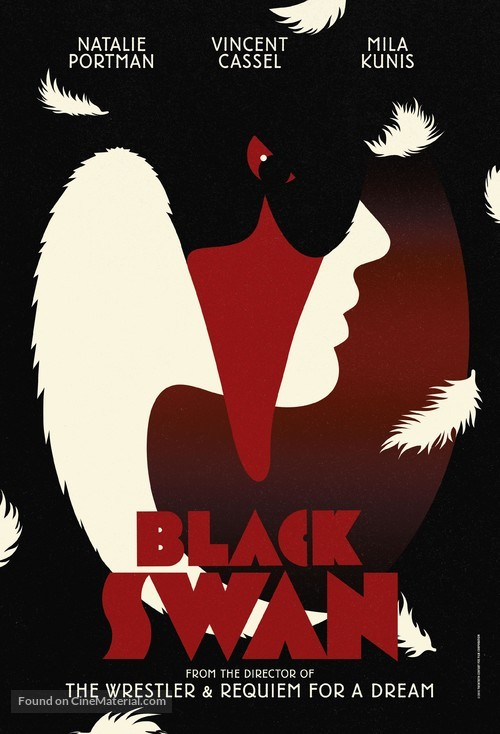 Black Swan - British Movie Poster