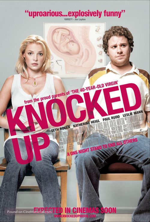 Knocked Up - Movie Poster