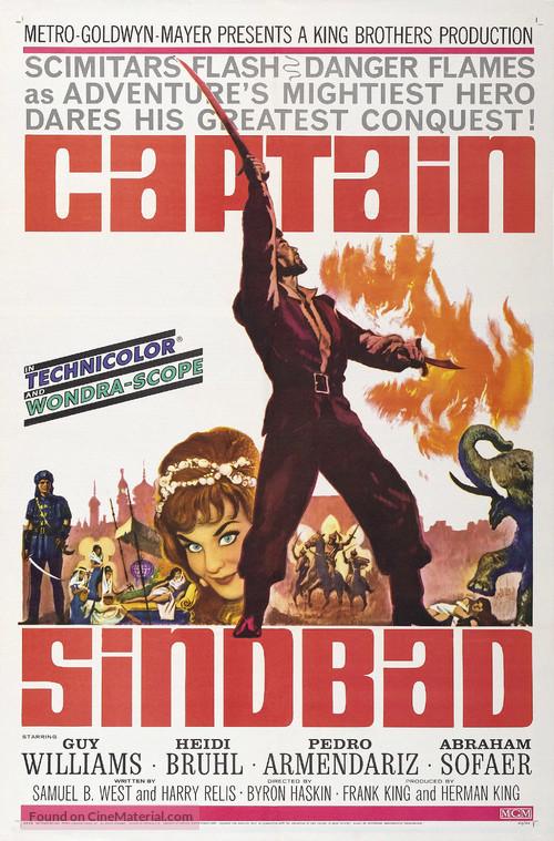 Captain Sindbad - Movie Poster