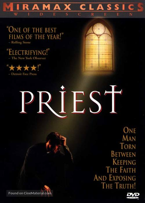 Priest - Movie Cover