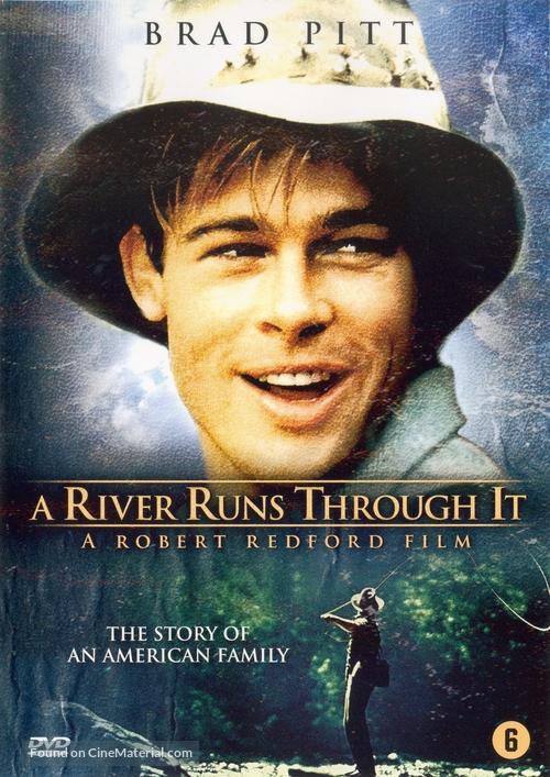 A River Runs Through It - Movie Cover