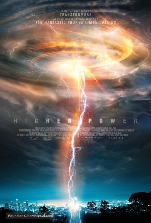 Higher Power - Movie Poster